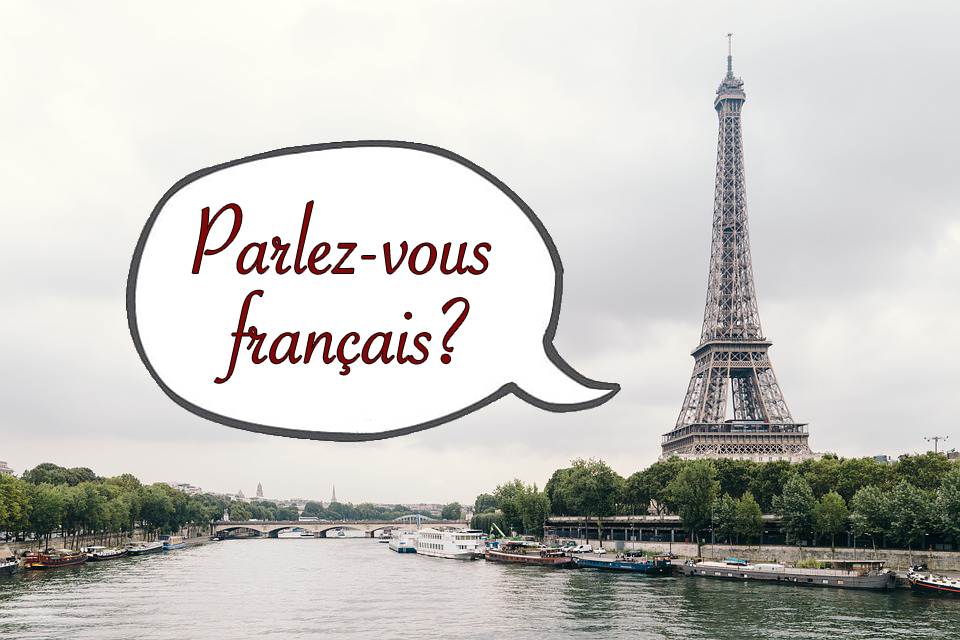 So you want to learn French in France