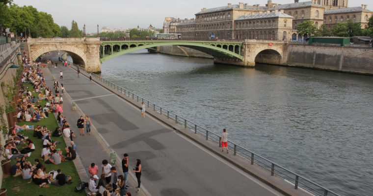 Paris Summer on the Seine: Where to Take Advantage of Le Soleil