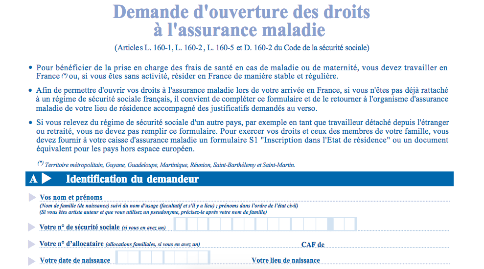 How To Get Your Securite Sociale Carte Vitale In France Am I French Yet