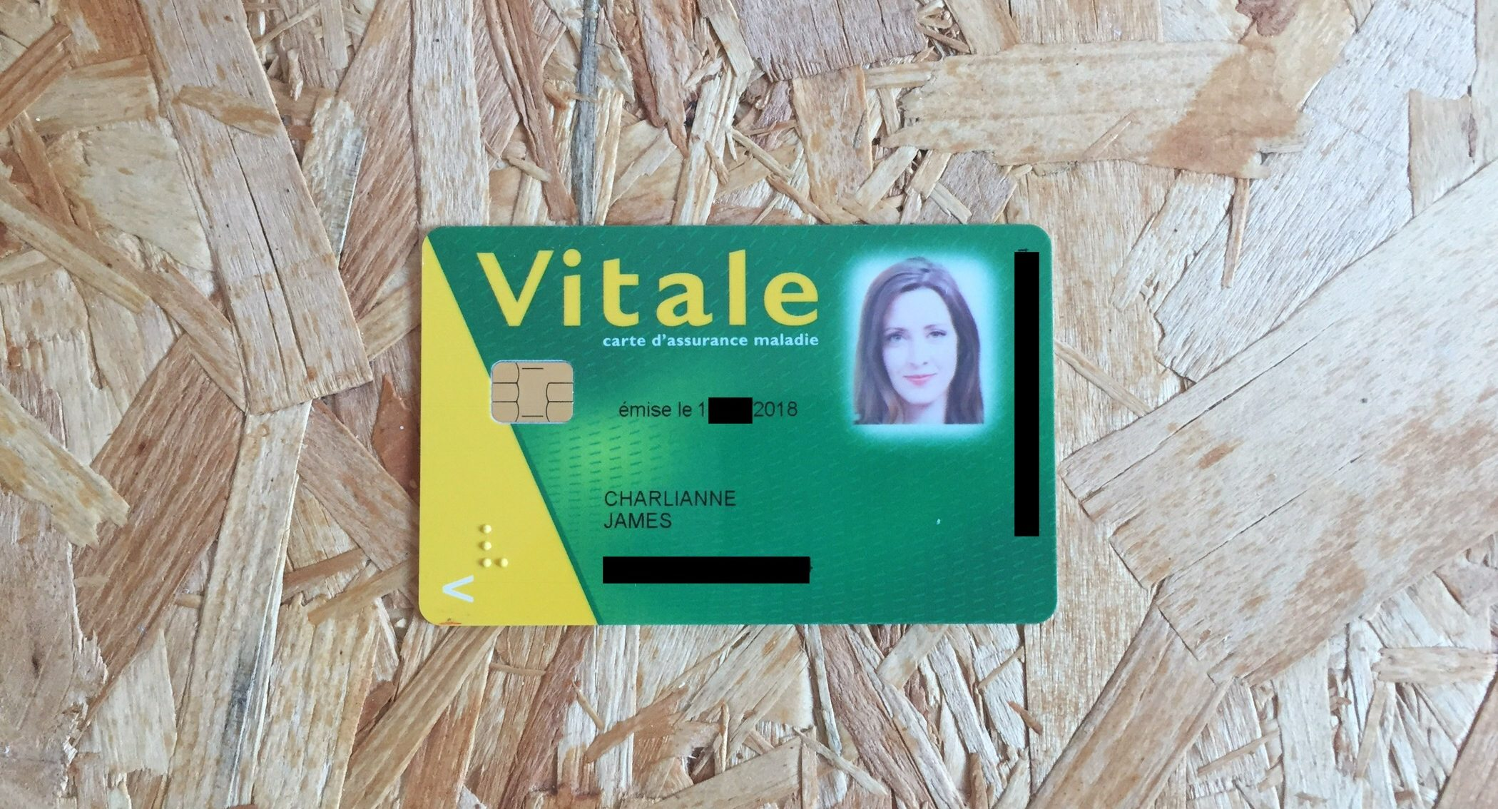 document pour carte vitale How to Get Your Securité Sociale & Carte Vitale in France – Am I